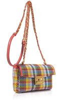 Fendi Mini Be Crossbody Baguette Bag - Lyst