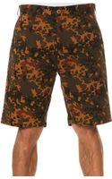 Obey The Quality Dissent Recon Shorts - Lyst