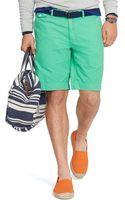 Polo Ralph Lauren Straight-fit Oxford Short - Lyst
