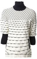 3.1 Phillip Lim Knitted Top - Lyst