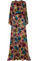 Temperley London Long Lina Dress - Lyst