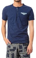 Scotch & Soda Short Sleeve Tshirt - Lyst
