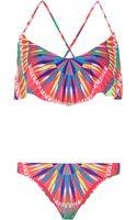 Mara Hoffman Printed Bikini - Lyst