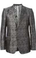 Etro Paisley Pattern Jacket - Lyst