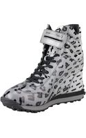 Puma High Top Sneakers My 81 Turing Leopard - Lyst