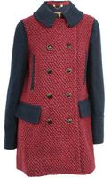 Tory Burch Gulliver Coat - Lyst