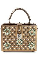 Dolce & Gabbana Small Dolce Shoulder Bag - Lyst