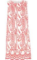 Giambattista Valli Patterned Dress - Lyst