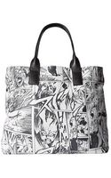 McQ by Alexander McQueen East West Tote - Lyst
