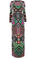 Temperley London Long Miri Dress - Lyst