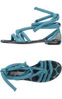 Aldo Brue' Sandals - Lyst