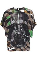 Preen By Thorton Bregazzi Padme Top with Darth Vader - Lyst