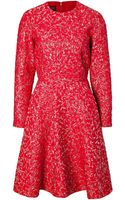 Giambattista Valli Cloqu Fit and Flare Dress - Lyst