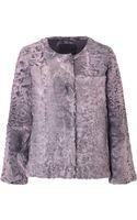 Co. Persian Lamb Jacket - Lyst