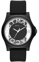 Marc By Marc Jacobs Henry Skeleton Silicone Ladies Watch - Lyst