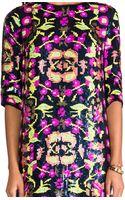 Antik Batik Charles Mini Dress in Navy - Lyst