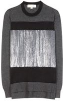 MICHAEL Michael Kors Sequin-embellished Sweater - Lyst