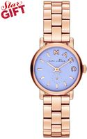 Marc By Marc Jacobs Womens Baker Rose Gold-tone Stainless Steel Bracelet Watch 28mm - Lyst