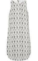 A.L.C. Isabel Printed Silk Dress - Lyst