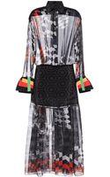 Preen By Thorton Bregazzi Starr Dress - Lyst