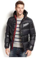 Armani Jeans Puffer Jacket - Lyst