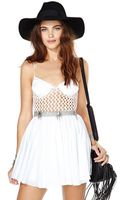 Nasty Gal Indah Endless Days Crochet Dress - Lyst