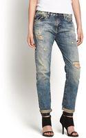 Denim & Supply Ralph Lauren Skinny Boyfriend Jeans - Lyst