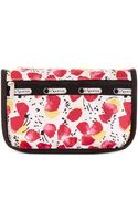 Lesportsac Printed Travel Cosmetic Bag - Lyst