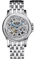 Bulova Accuswiss Mens Automatic Kirkwood Stainless Steel Bracelet Watch 40mm 63a123 - Lyst