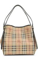 Burberry Small Canterbury Tote Bag - Lyst