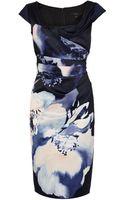 Coast Biance Duchess Satin Dress - Lyst