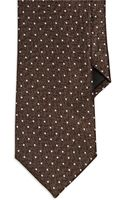 Perry Ellis Dotted Tie - Lyst