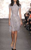 Naeem Khan Sequin Dress - Lyst