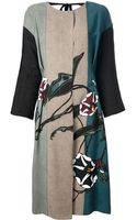 Marni Floral Dress - Lyst