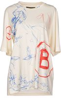 Balenciaga T-shirt - Lyst