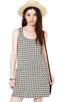 Nasty Gal Schools Out Dress - Lyst