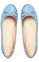 Asos Lily Pad Ballet Flats - Lyst