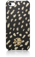 Tory Burch Kerrington Hardshell Case For Iphone 5 - Lyst