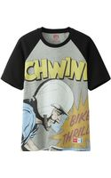 Uniqlo Men Schwinn Graphic Short Sleeve T Shirt - Lyst