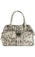 Nine West Double Vision Medium Satchel - Lyst