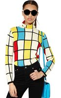 Nasty Gal Vintage Junya Watanabe in Living Color Sweater - Lyst