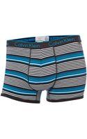 Calvin Klein Multistripe Underwear Trunk - Lyst