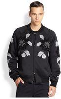 3.1 Phillip Lim Floral Blouson Jacket - Lyst