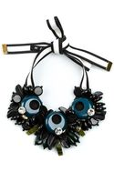 Marni Chunky Beaded Necklace - Lyst