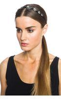 Lanvin Headband - Lyst