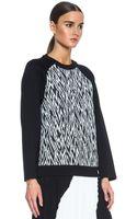 Proenza Schouler Crewneck Sweatshirt - Lyst