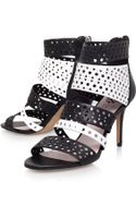 Vince Camuto Wexer Open Toe Stilleto Sandals - Lyst