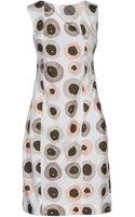 Cruciani Short Dress - Lyst