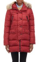 Moncler Downquilted Fragon Coat - Lyst