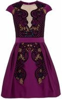 Temperley London Mini Berge Dress - Lyst